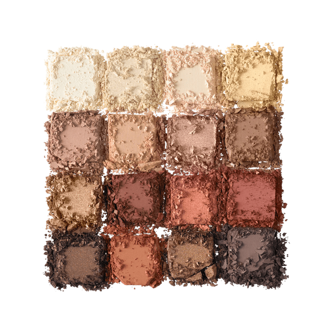 NYX Professional Makeup Ultimate Shadow Palette Warm Neutrals USP03