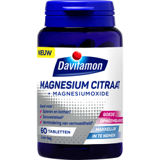 Davitamon Magnesium Citraat Tabletten