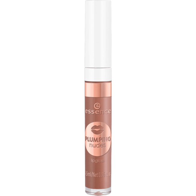 Essence Plumping Nudes Lipgloss 02 Big Softie