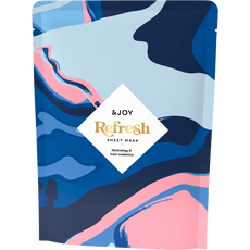&JOY Relax Refresh Sheet Mask