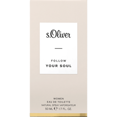 S.Oliver Follow Your Soul Eau De Toilette Her