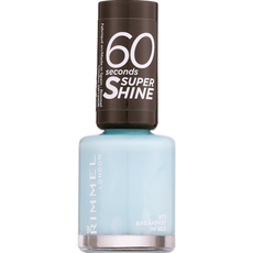Rimmel London 60 Seconds Supershine Nailpolish - 873 Breakfast In Bed