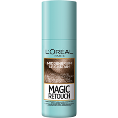 L'Oréal Paris Magic Retouch Middenbruin - Camouflerende Uitgroei Spray