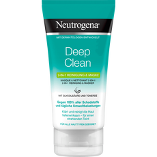 Neutrogena Deep Clean 2in1 Reiniging & Masker