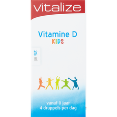 Vitalize Vitamine D Kids Druppels