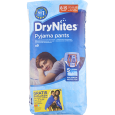 Huggies DryNites Boys Pyjama Pants 8-15