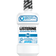 Listerine Advanced White Clean Mint Multi Action Mouthwash