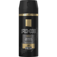 AXE Gold Deodorant & Bodyspray