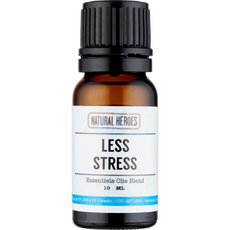 Natural Heroes, Essentiele Olie, Less Stress Blend, 10 ml
