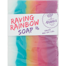 Treets Soap Raving Rainbow