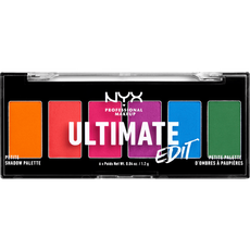 NYX Professional Makeup Ultimate Edit Petite Shadow Palette Brights USPP02