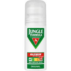 Jungle Formula Maximum 50% Deet Anti-Muggenroller