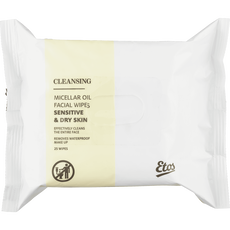 Etos Micellar Oil Cleansing Wipes