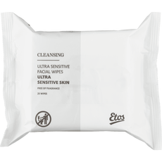 Etos Ultra Sensitive Cleansing Wipes