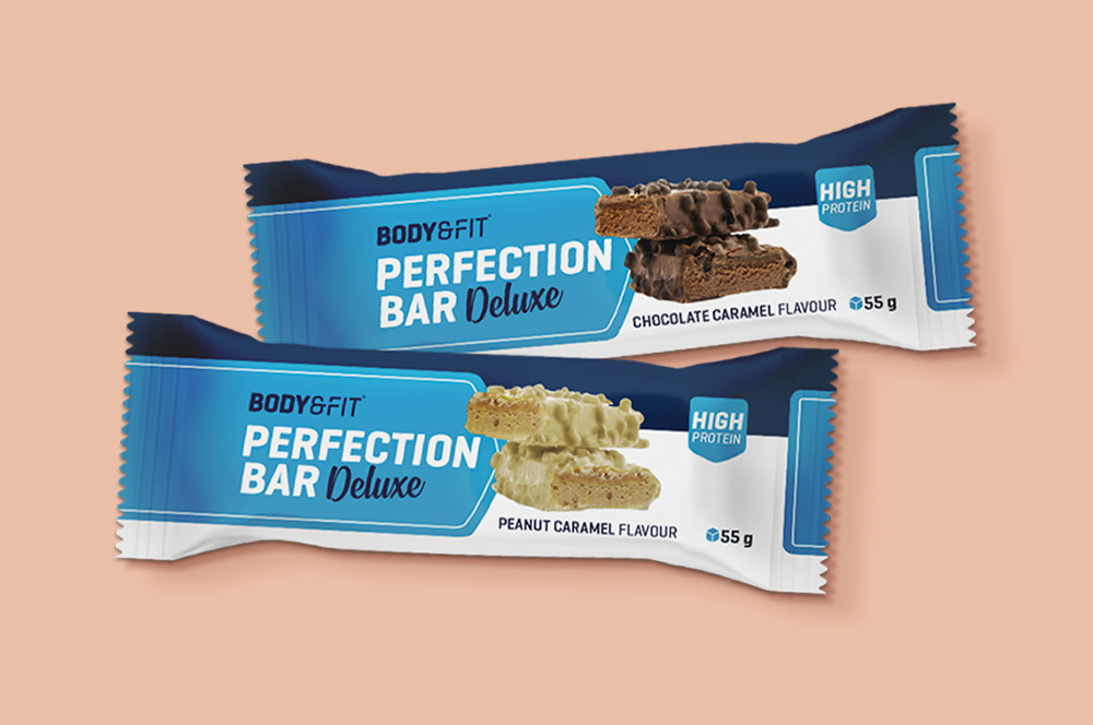 Body & Fit bars