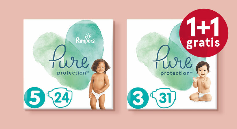 Pampers Pure luiers