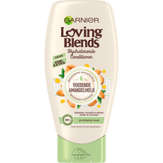 Garnier Loving Blends - Voedende Amandelmelk - Haarconditioner