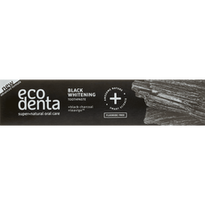 Ecodenta Black Whitening Toothpaste