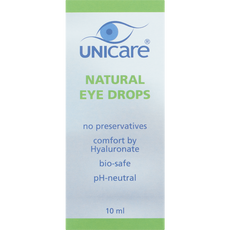 Unicare Natural Eye Drops