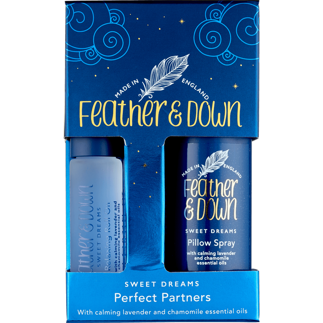 Feather&Down Sweet Dreams Perfect Partners Set