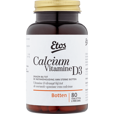 Etos Calcium Vitamine D3 Tabletten