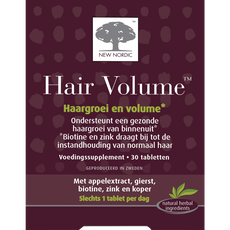 New Nordic Hair Volume Tabletten