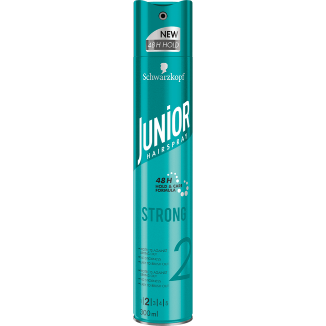 Schwarzkopf Junior Strong Hairspray