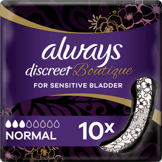 Always Discreet Incontinentie Boutique Normal Verband