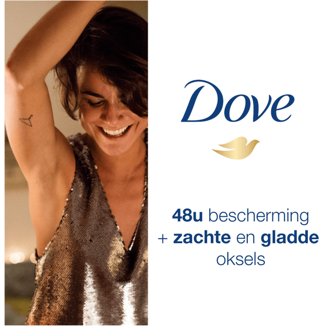 Dove Invisible Dry Anti-Transpirant Spray