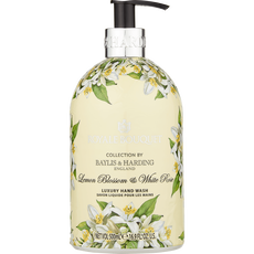 Baylis & Harding Royale Bouquet Lemon Blossom & White Rose Handwash