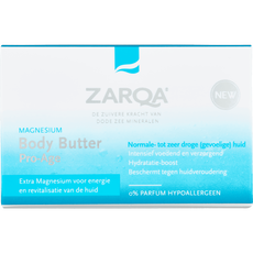 Zarqa Magnesium Body Butter Pro-Age