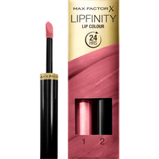 Max Factor Lipfinity Lip Colour 2-Step Long Lasting Lipstick - 020 Angelic