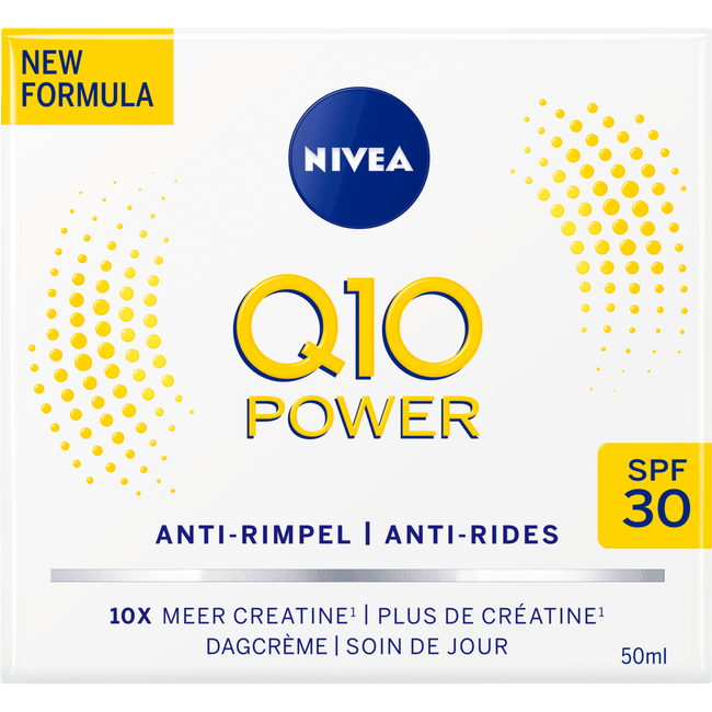NIVEA Q10 Power 35+ Anti-Rimpel Dagcrème - SPF30