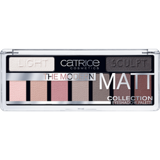 Catrice The Modern Matt Collection Eyeshadow Palette 010 The Must-Have Matts