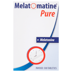 Melatomatine Melatonine Pure 0,1 mg
