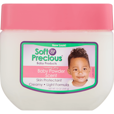 Soft&Precious Petroleum Vaseline Baby Powder