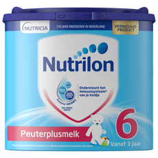 Nutrilon Peuterplusmelk 6