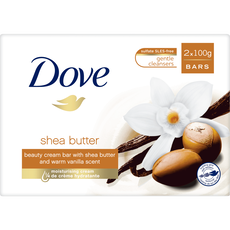 Dove Sheabutter & Vanille Beauty Cream Bar Zeep