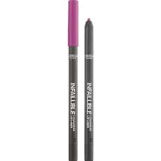 L'Oréal Paris Make-Up Designer Infallible Longwear Lip Liner - 207 Wuthering Purple - Lippotlood