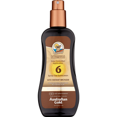 Australian Gold Spray Gel Instant Bronzer Spf6