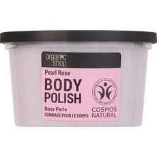 Organic Shop Body Polish Pearl Rose Cosmos Natural