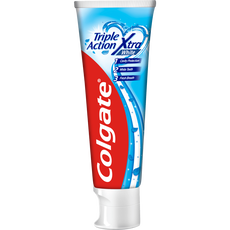 Colgate Tandpasta Triple Action Whitening Tube
