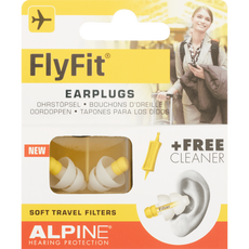 Alpine Fly Fit Oordoppen