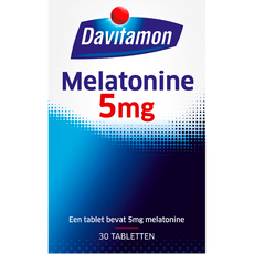 Davitamon Melatonine 5Mg