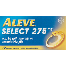 Aleve Select Tabletten 275 mg