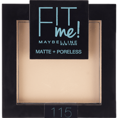 Maybelline Fit Me Matte + Poreless Powder 115 Ivory