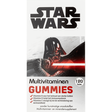 Disney Star Wars Gummies Multivitaminen