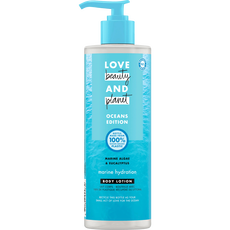 Love Beauty and Planet Body Lotion Oceans Edition Marine Hydration Marine Algae & Eucalyptus