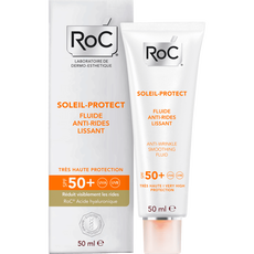Roc Soleil Protect Anti-Aging Face Fluid Spf50+