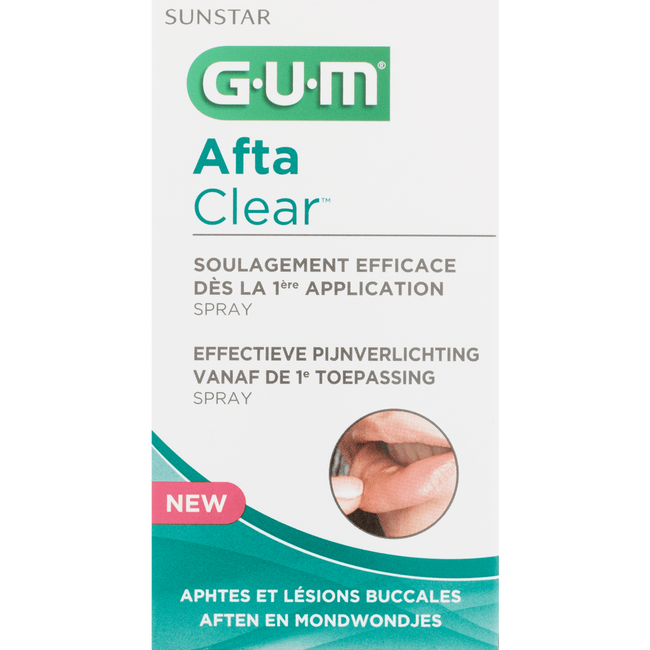 GUM Afta Clear Spray